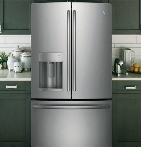 GE Appliances Bottom-Freezer Refrigerator Help Videos