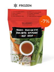 organic beef bone broth in Canada collection by bluebird provisions