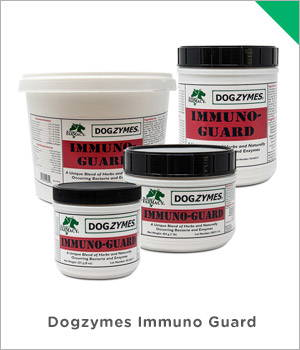 Dogzymes Immuno Guard