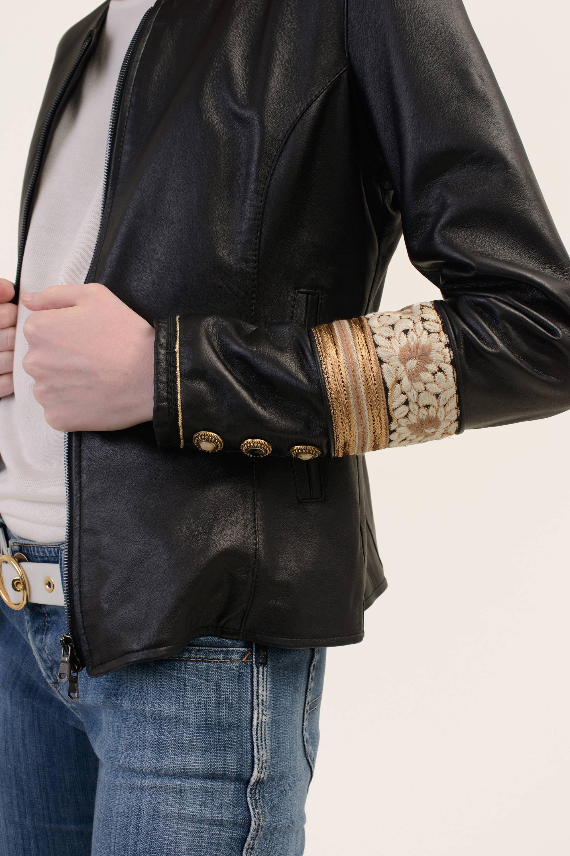 maurica leather jacket