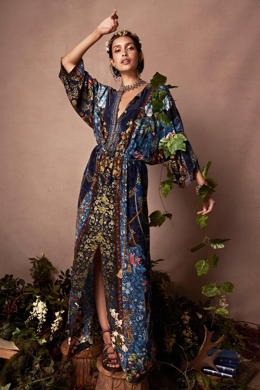 CAMILLA Dreams Of Midsummer Dress