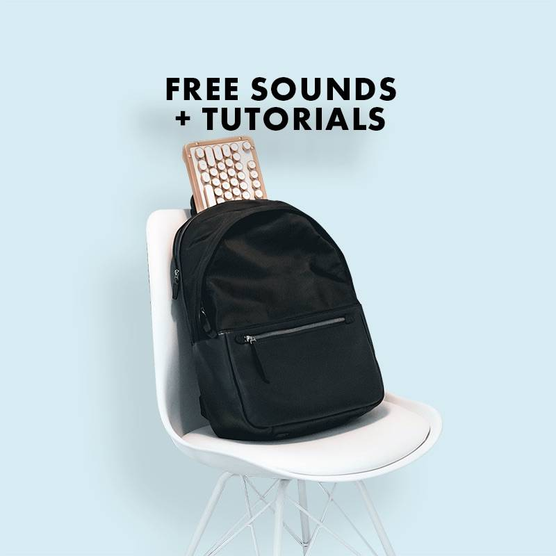 Free Sounds and Tutorials.