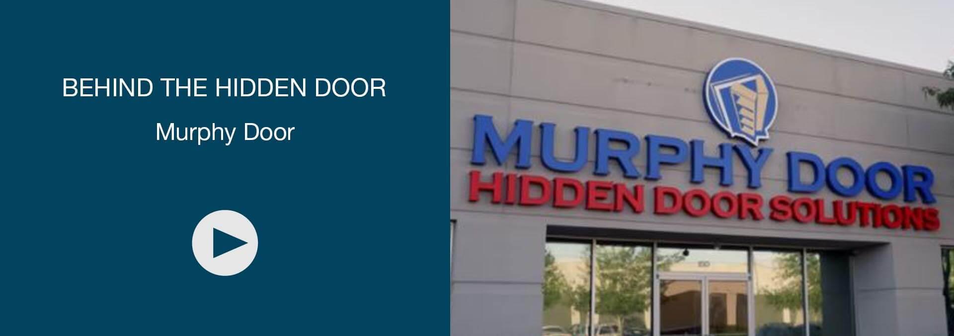 Behind the Hidden Door