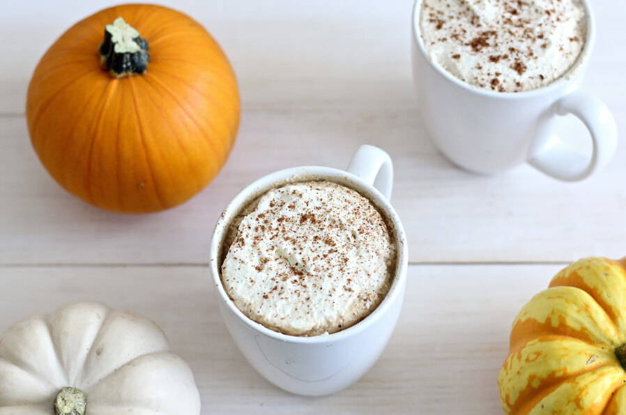 Amandean Pumpkin Spice Latte With Collagen Peptides