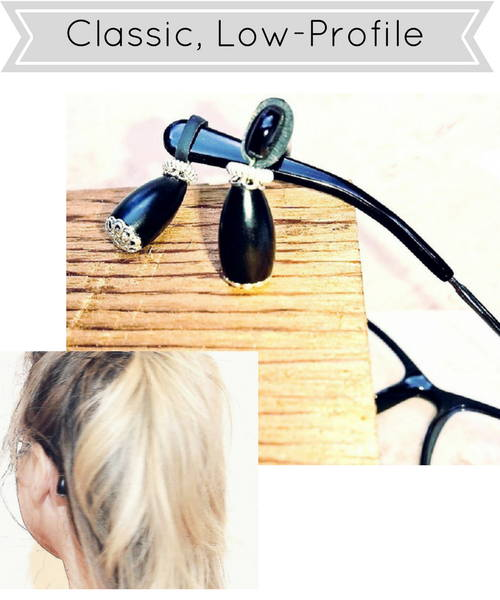 Balancing Dangles Eyeglass Accessories Prevent Nose Dents