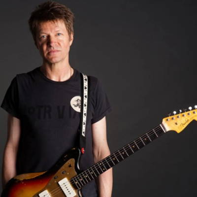 Nels Cline of Wilco recycled guitar string bracelets and jewelry