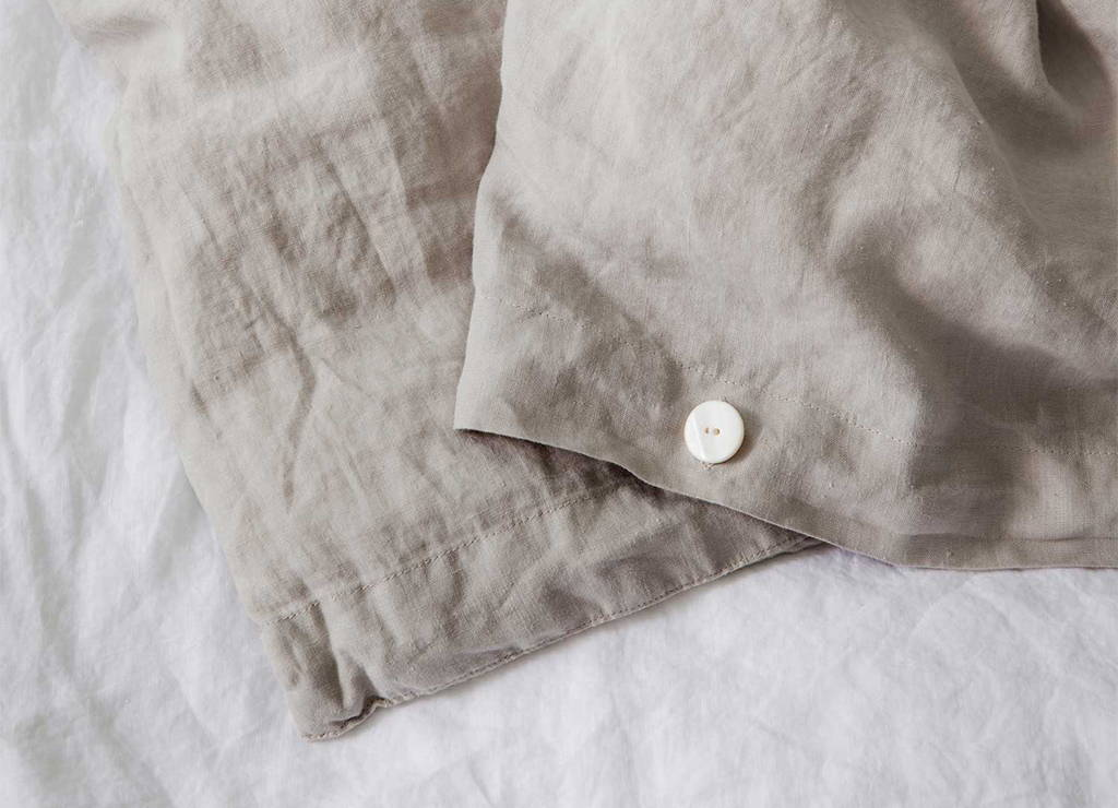 Linen care | Pre Washed for Softness CULTIVER