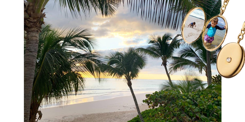 Locket worthy beach getaway