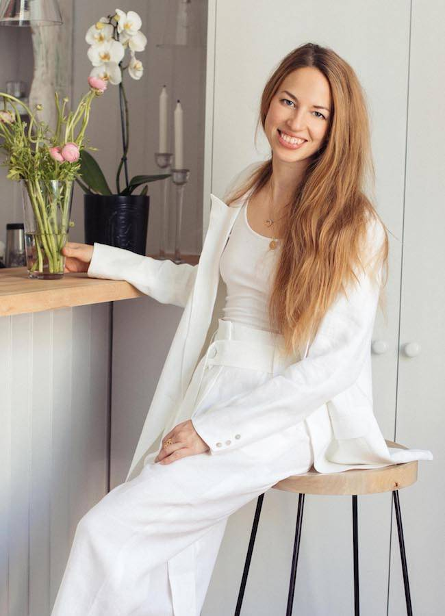 Relevé Voices Isabella Broden Founder Oramai London Sustainable Store