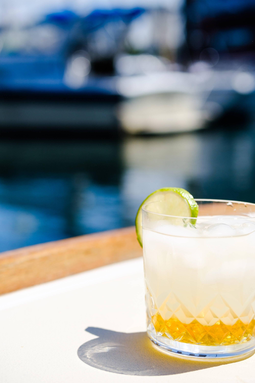 Dawa cocktail, sundowners