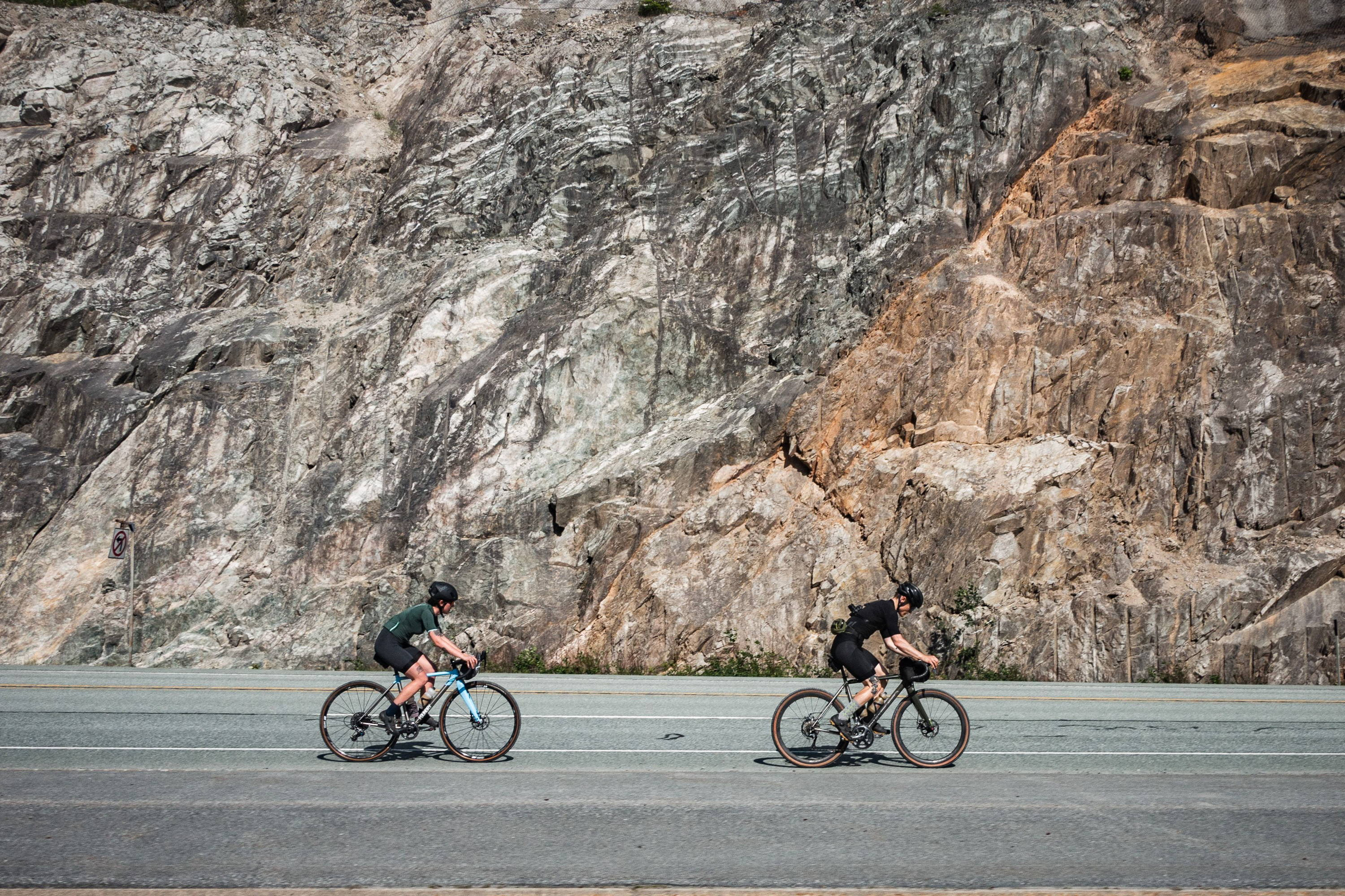 Sea to Sky Trail Adventure Cycling - Bicicletta