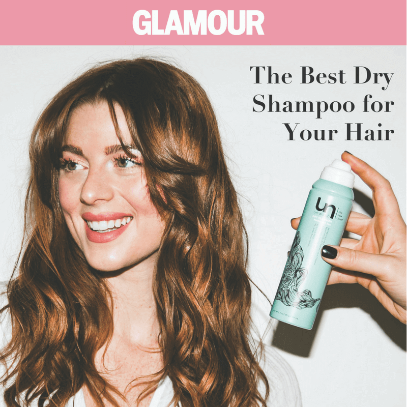 Glamour: The Best Dry Shampoo for your Hair