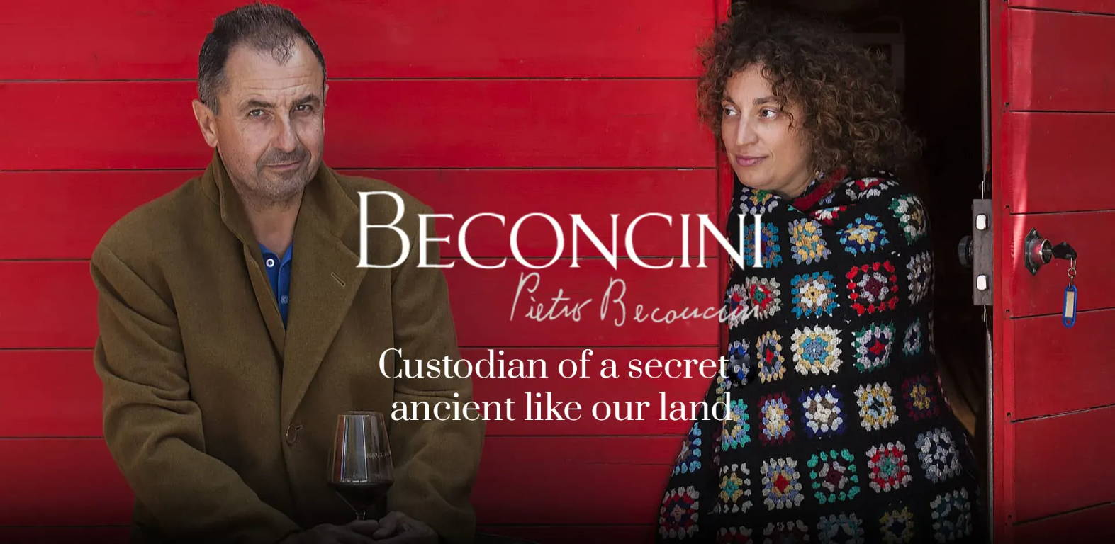 Pietro Beconcini Vineyards - Wine distributed by Beviamo International in Houston, TX