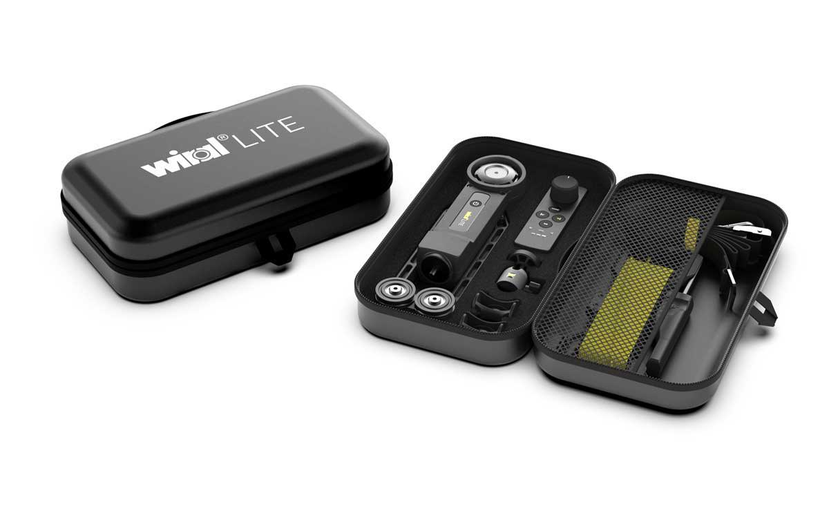 Wiral LITE travel case
