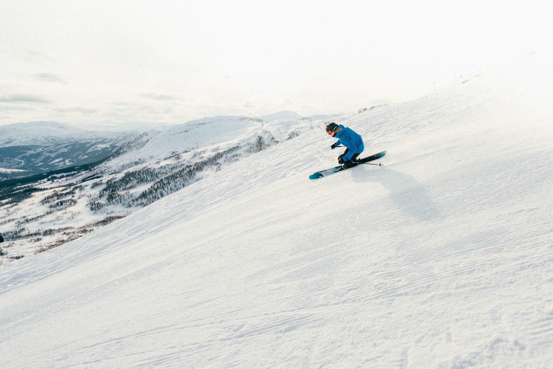 SGN Rakkar all mountain ski