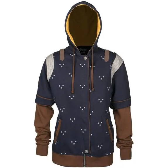 Product photo of The Witcher Grandmaster Premium Zip-Up Hoodie