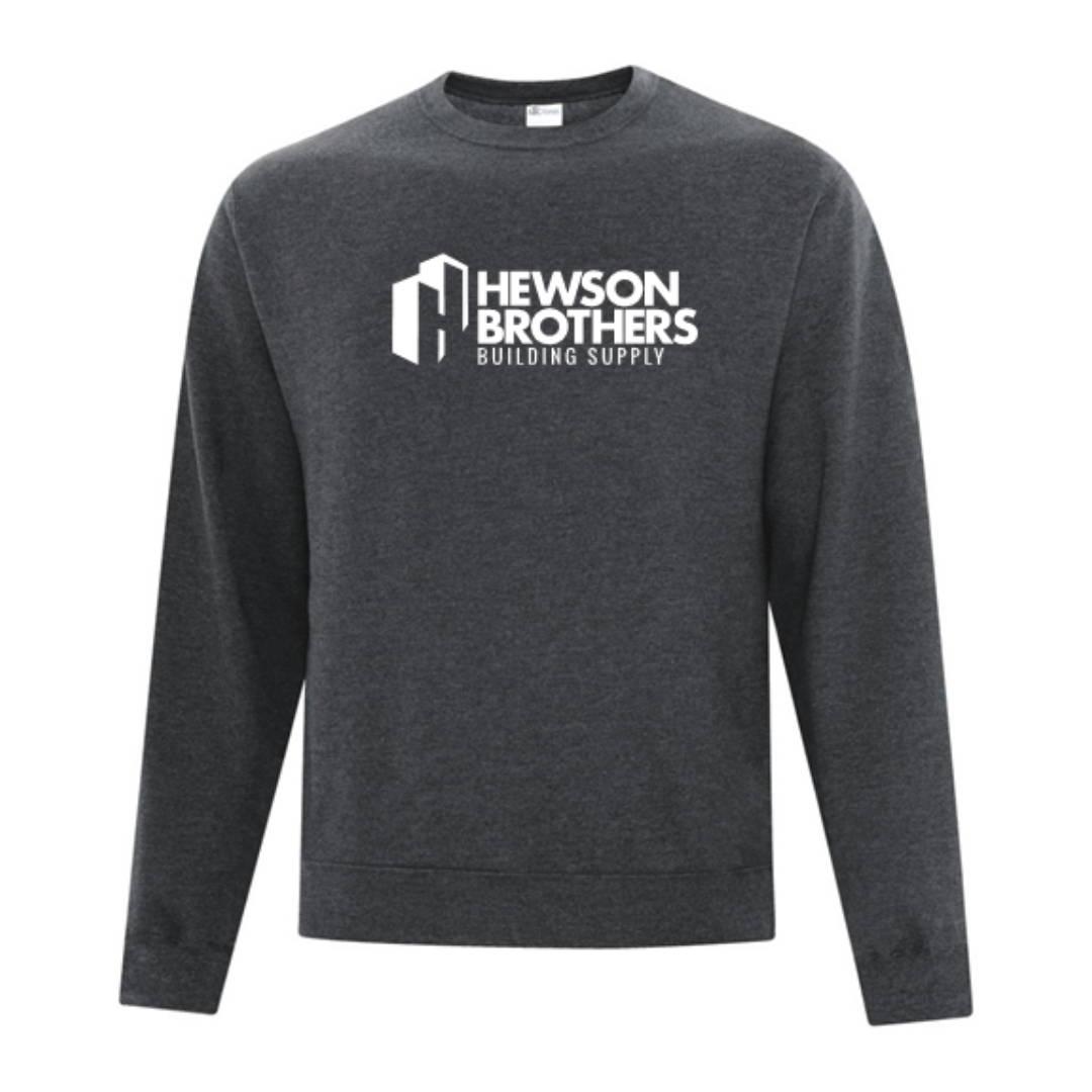 Custom Crew Neck Sweater Example 3