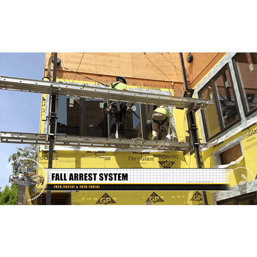 Fall Protection Safety Training Video