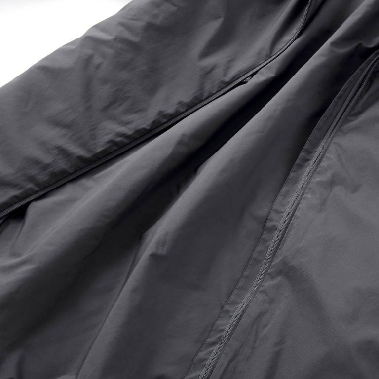 HOUDINI(フーディニ)/アドインジャケット/ブラック/WOMENS