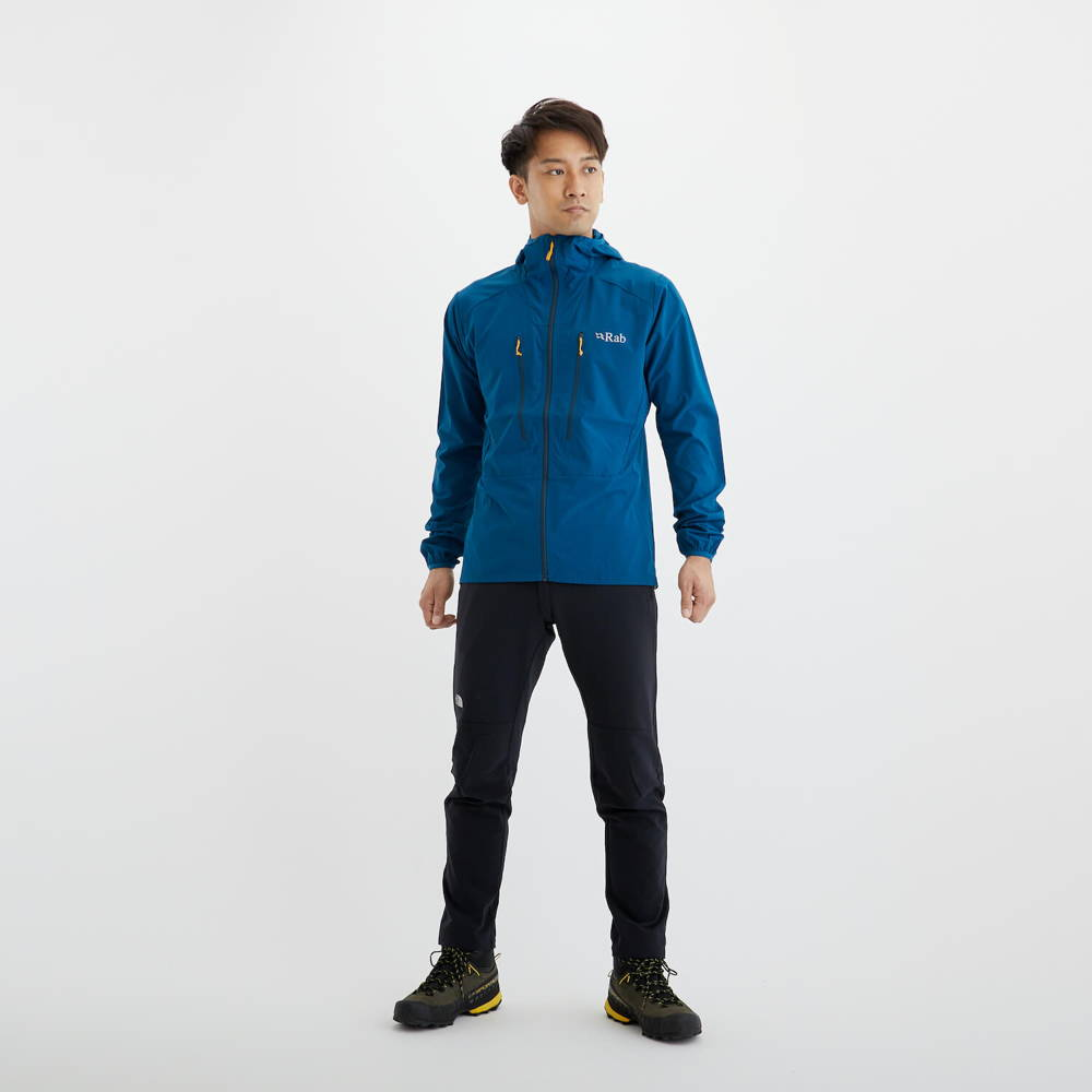Rab(ラブ)/ボレアリスジャケット/ブルー/MENS