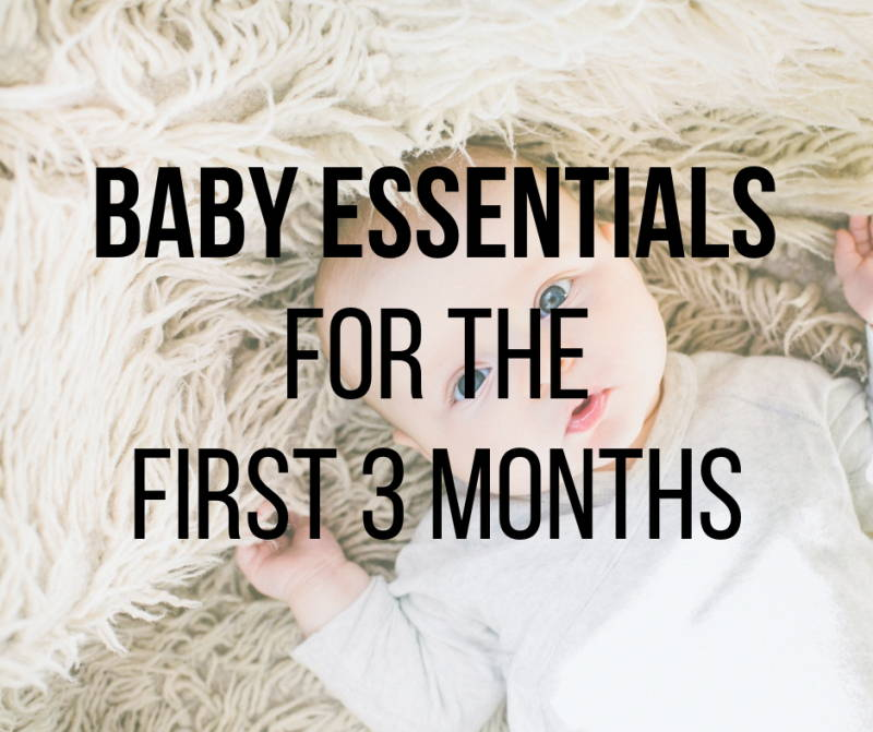 Baby Essentials Banner