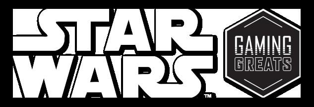 Star Wars Gaming Greats logo
