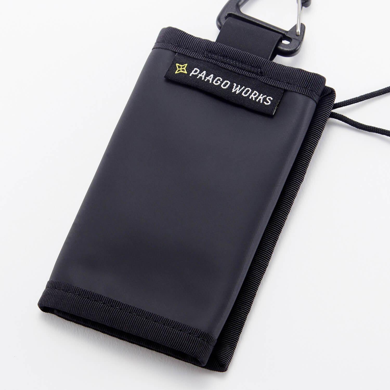 PaaGoWORKS(パーゴワークス)/トレイルバンク S/ブラック