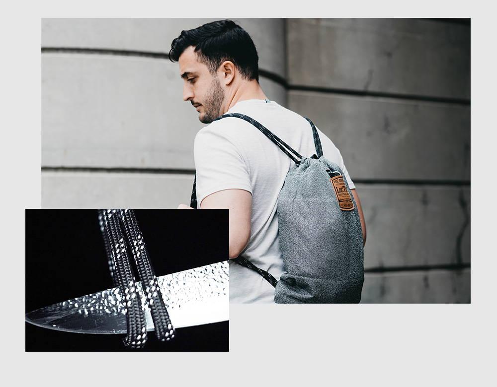 slash proof backpack