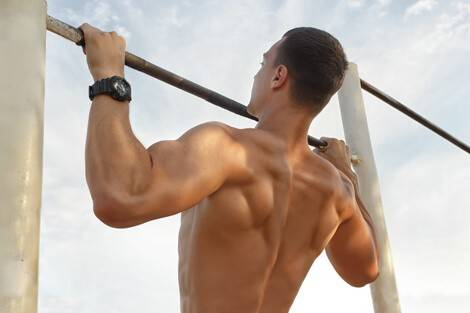 Traction pull-up
