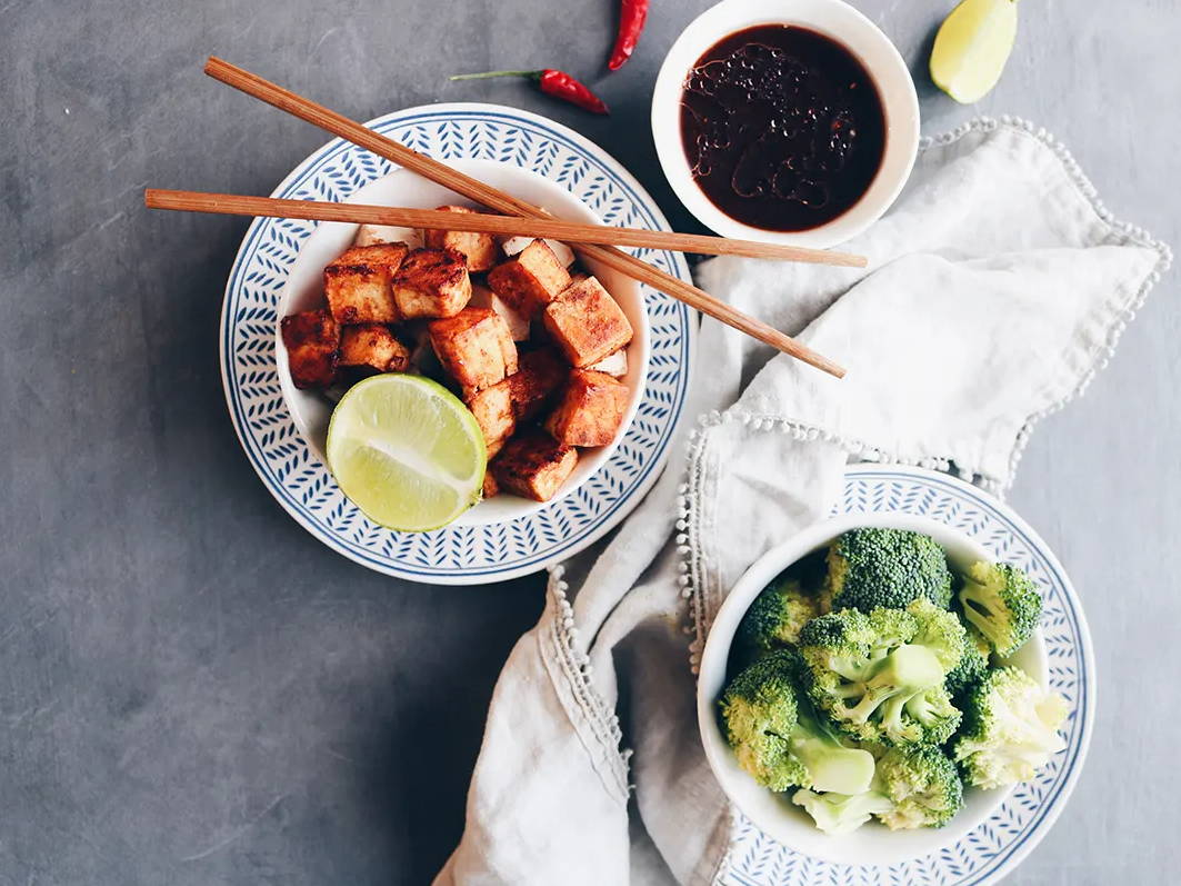 5 recettes pour mariner le tofu, du blogue de Isabelle Huot Docteure en nutrition
