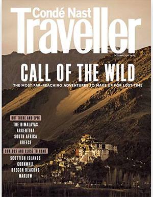 MayfairSilk featured in CondeNast Traveller