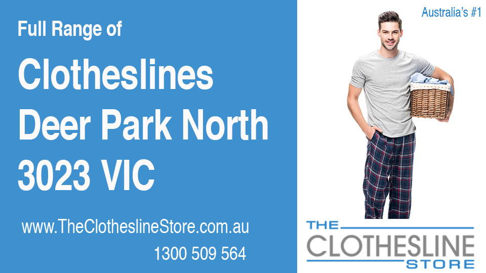 New Clotheslines in Deer Park North Victoria 3023