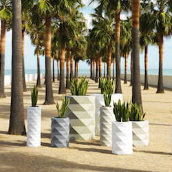 Modern Planters - Outdoor