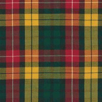 Sorority Plaid Fabric