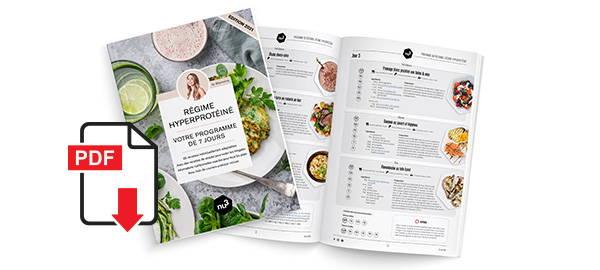Programme régime protéiné