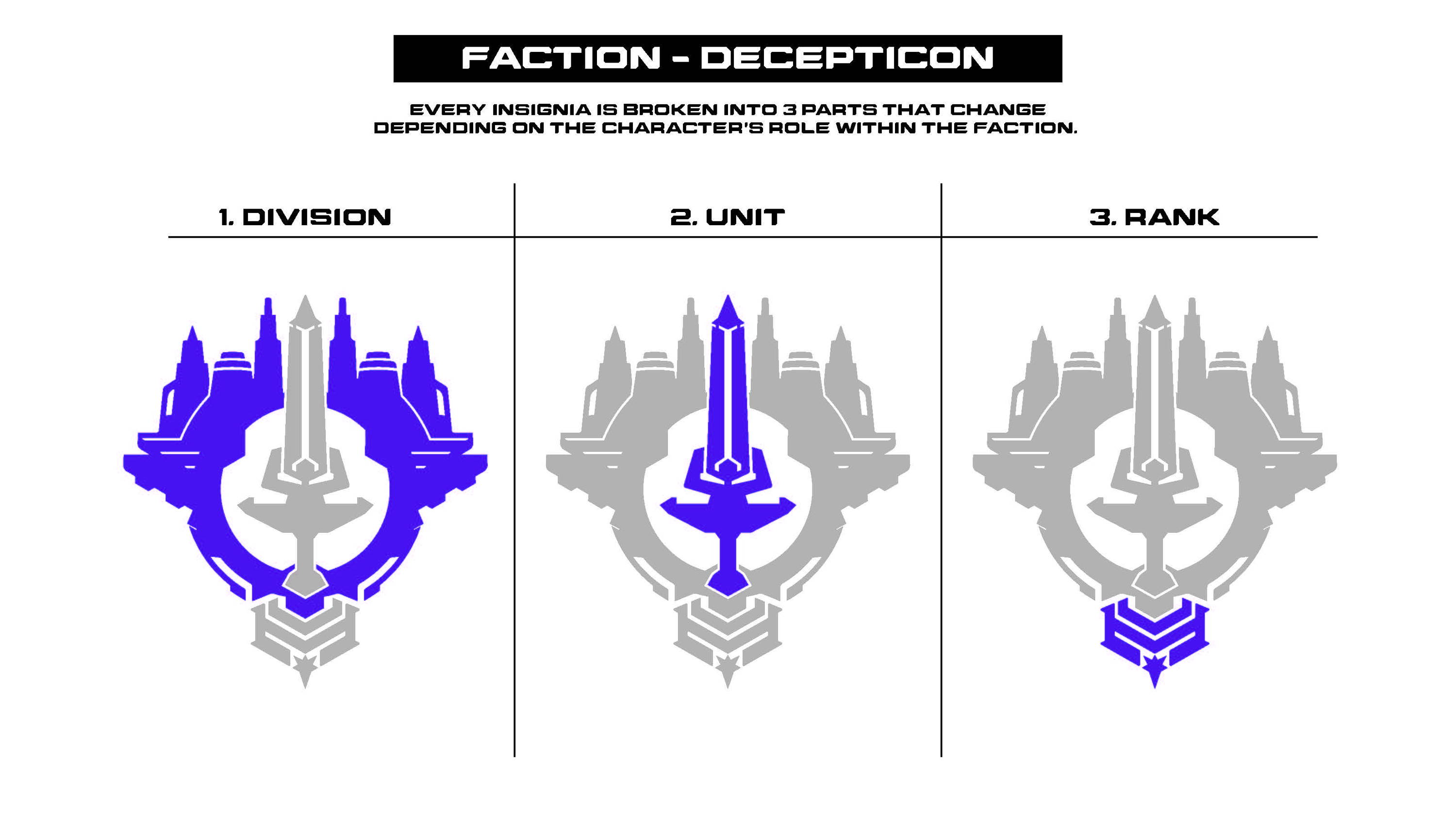 Transformers News: New Article from Hasbro Explaining the New Military Insignias in Transformers Siege