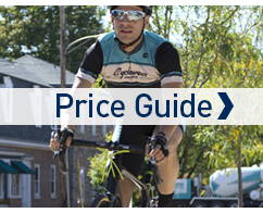 Custom Cycling Apparel Prices