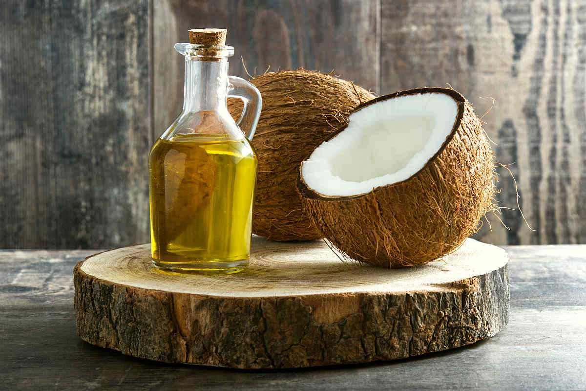 Coconut oil on wooden background  | Healing Wonders Of Coconuts | Benefits Of Coconut | blood sugar levels