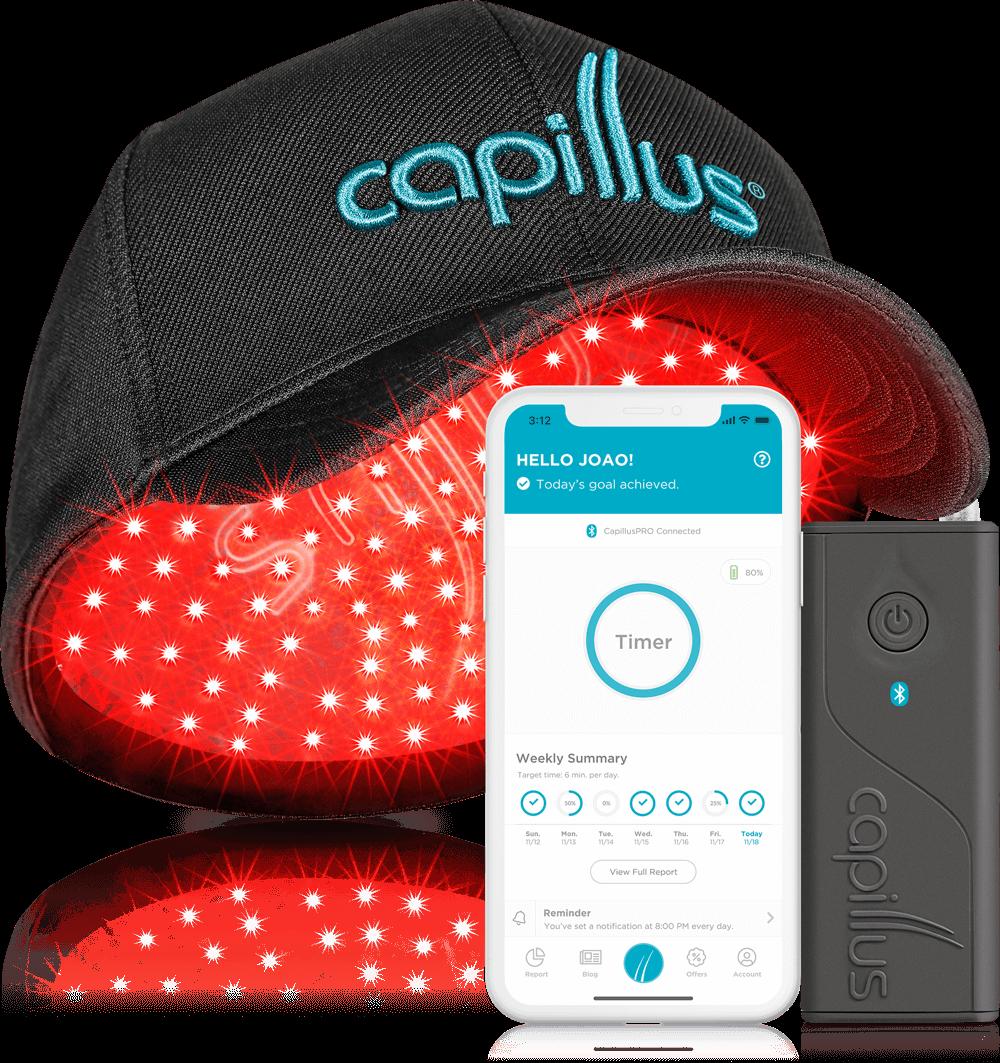 Capillus App