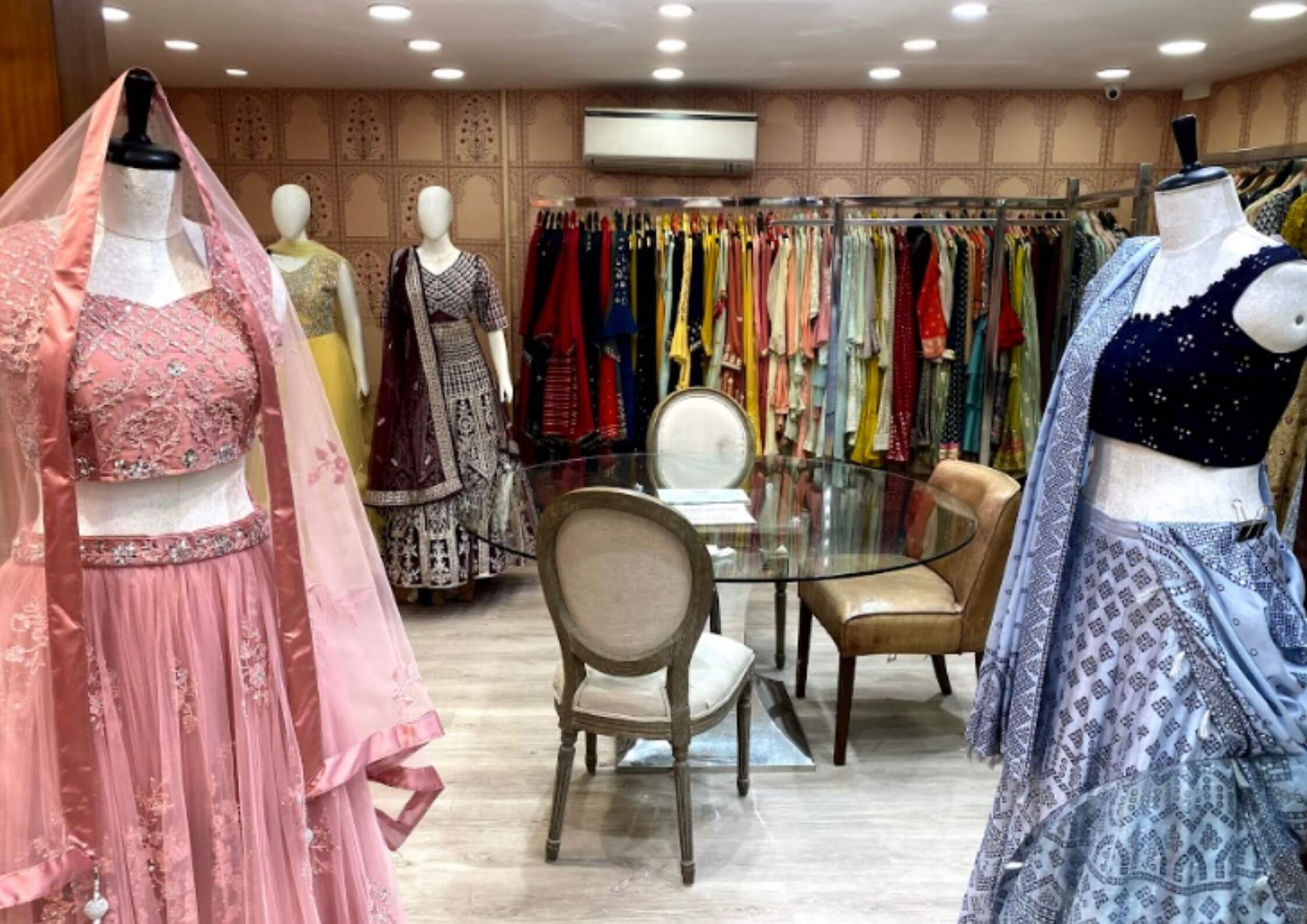 best shop in chandni chowk - kanchan fashion