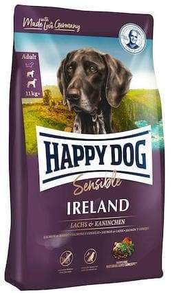 Ireland sensitive dog food