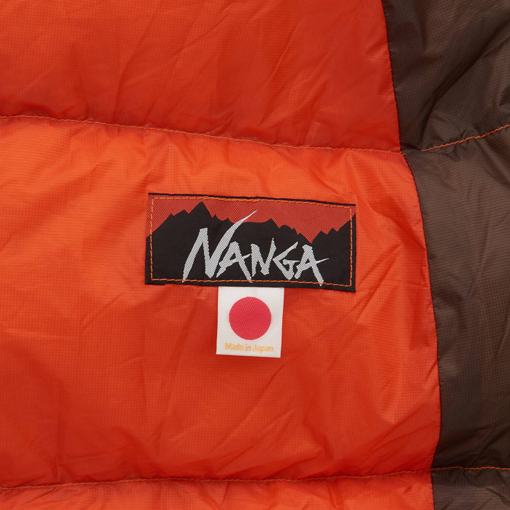 NANGA(ナンガ)/オーロラライト 350 DX/レッド/UNISEX