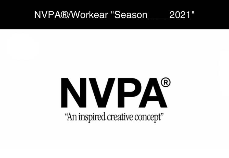 NVPA  An inspired creative concept.