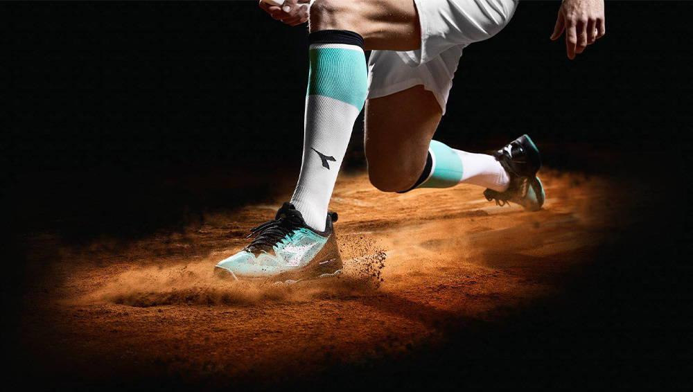 Diadora Clay Court Tennis Shoes