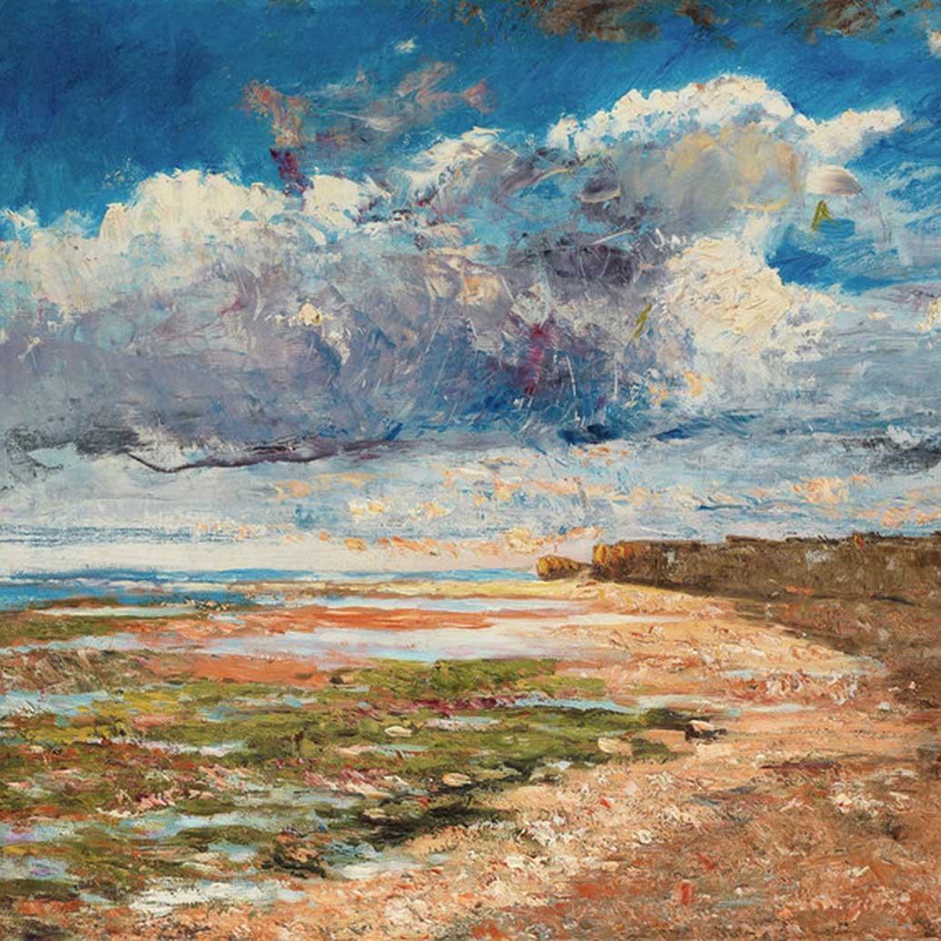 Carl Frederik Hill Art