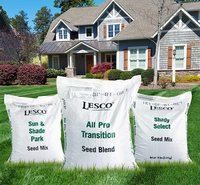 Lesco Grass Seed