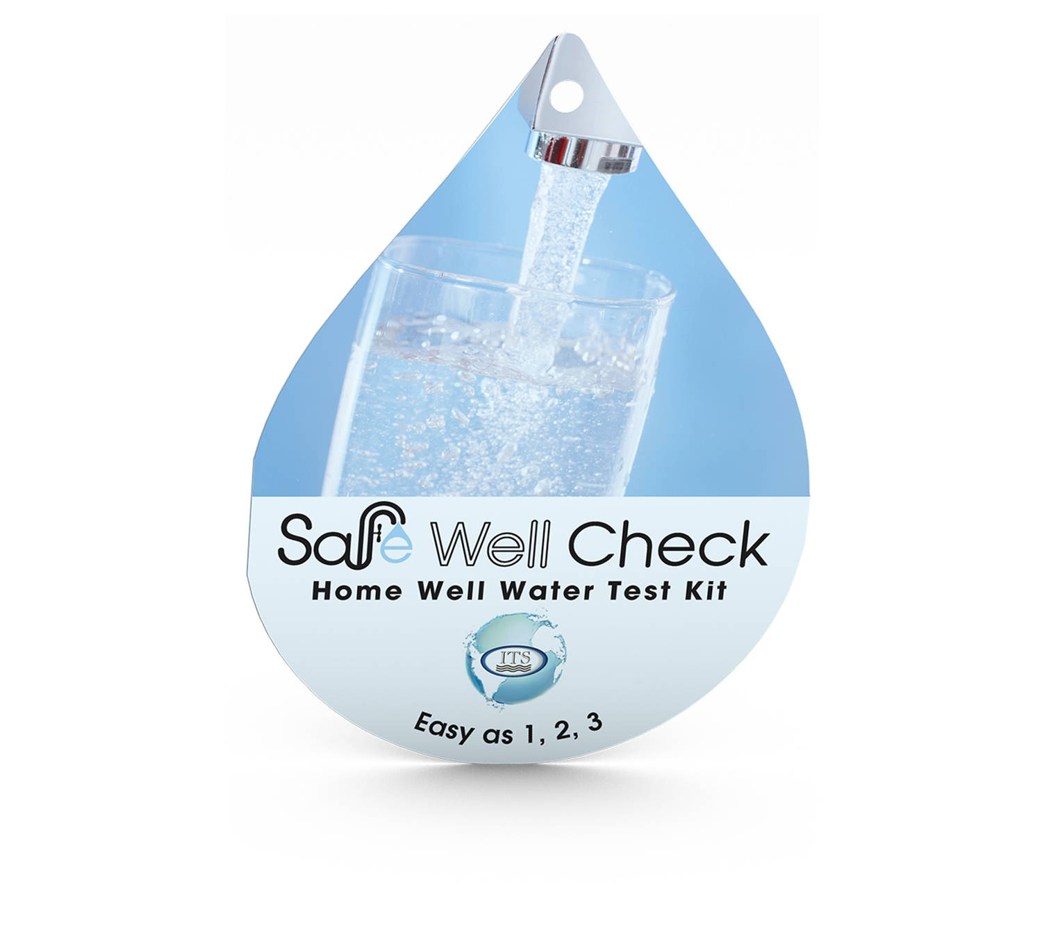 Safe Tap Check well water test kit