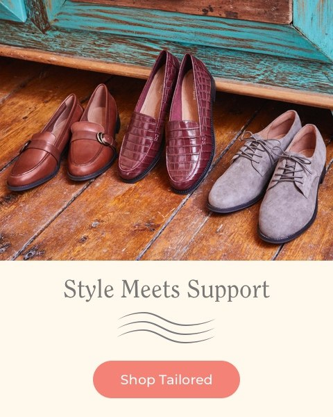 Style Meets Support