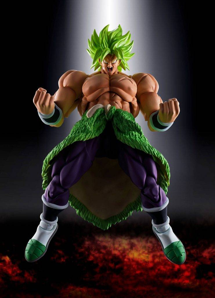 Broly Full Power SH Figuarts Action Figure