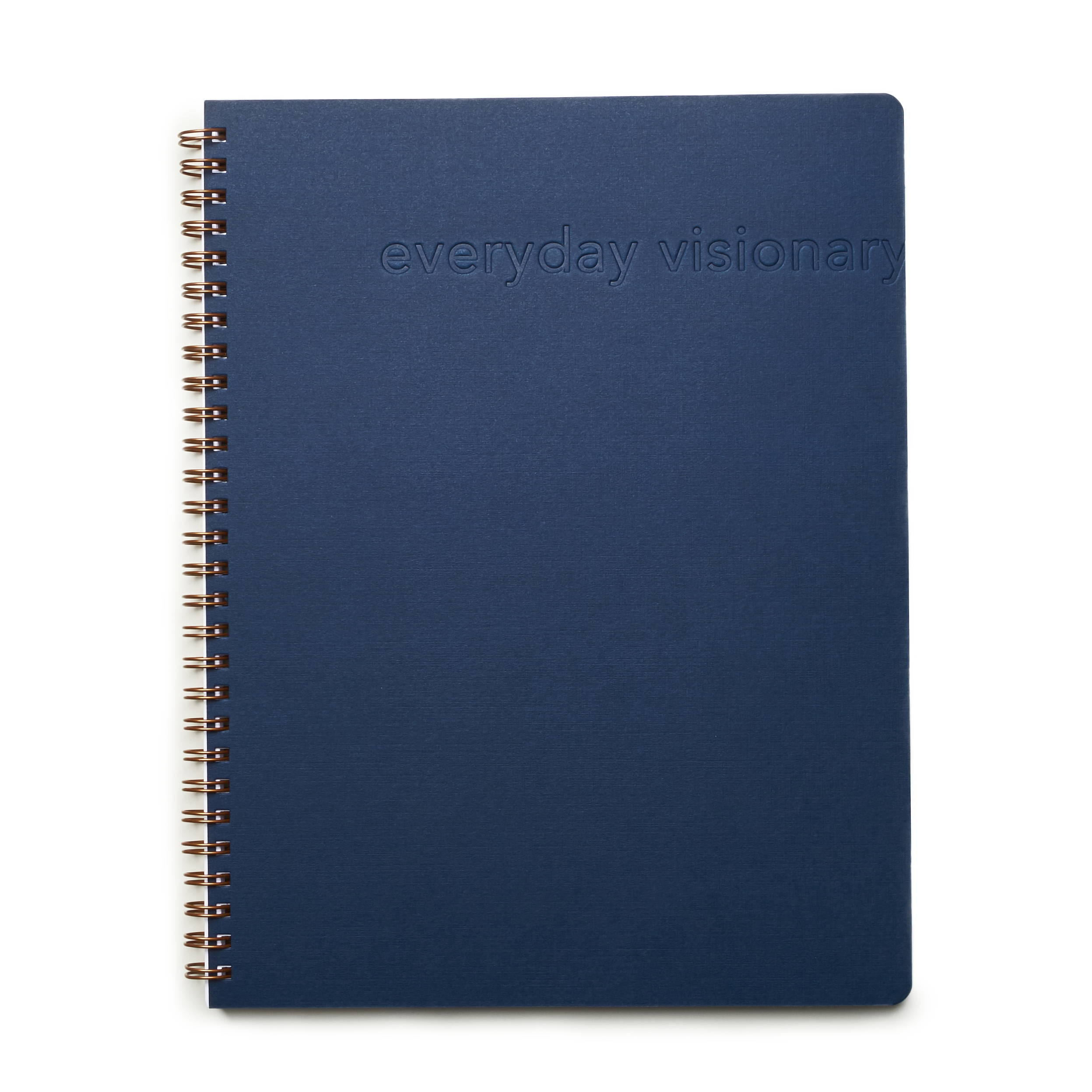 Everyday Visionary Planner Navy